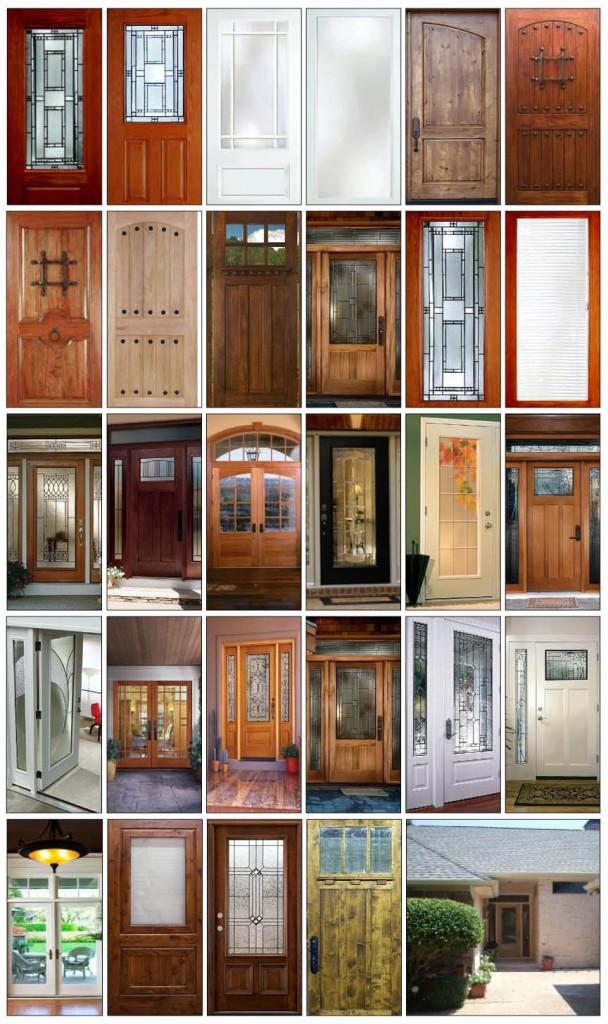 Wood Door Gallery