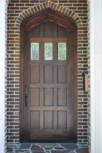 Dallas Wood Door