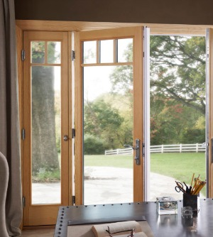 Great Hinged Patio Doors