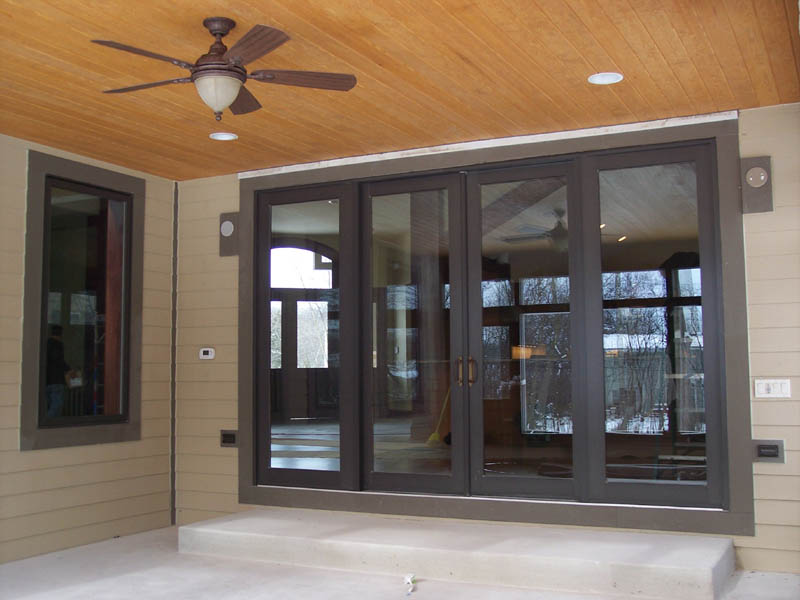 Sliding patio doors pro door repair for Front door patio