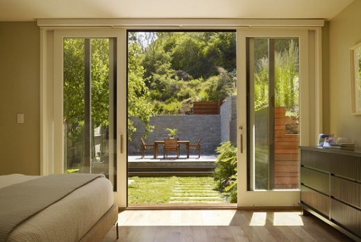 Sliding patio doors pro door repair for Backyard sliding door