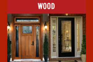 Residential Entry Doors 1