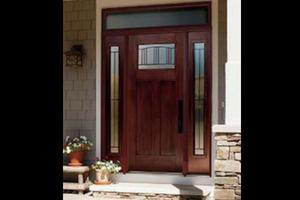 Wood Entry Doors Dallas Texas 1