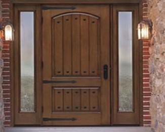 Fibergl Replacement Doors Front Entry Door