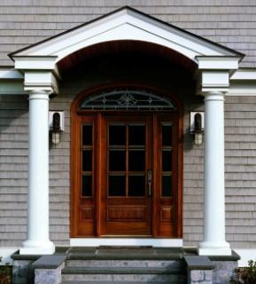 front entry door replacement
