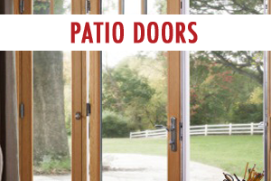Patio Door Repair or Replacement Door