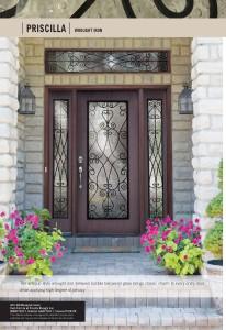 wood grain doors