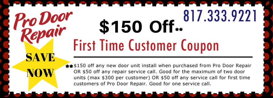 Dallas-Fort Worth Replacement Door Company