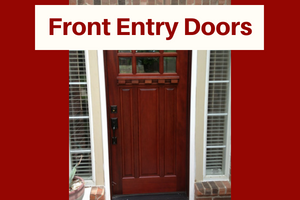 Front Entry Doors